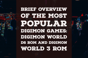 Digimon World 3 Rom
