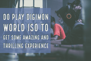 digimon world iso