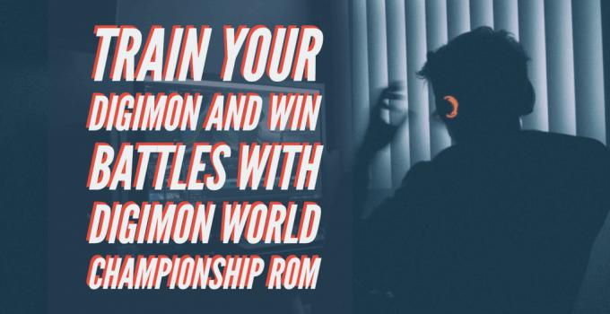 Digimon World Championship Rom